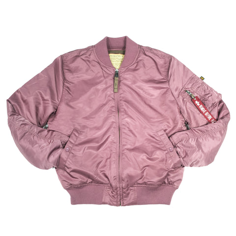 MA-1 VF Dusty Pink | Alpha Industries - & BLANC