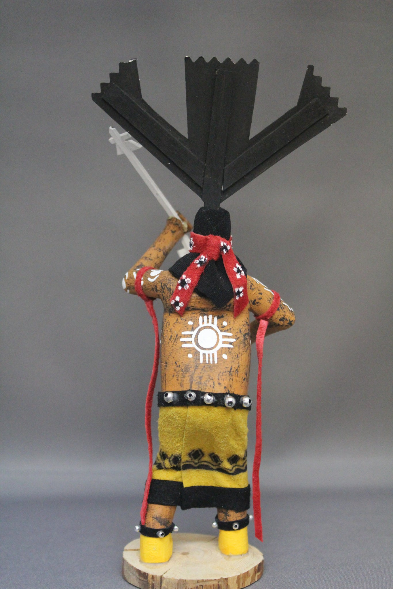 Apache Devil Dancer Kachina