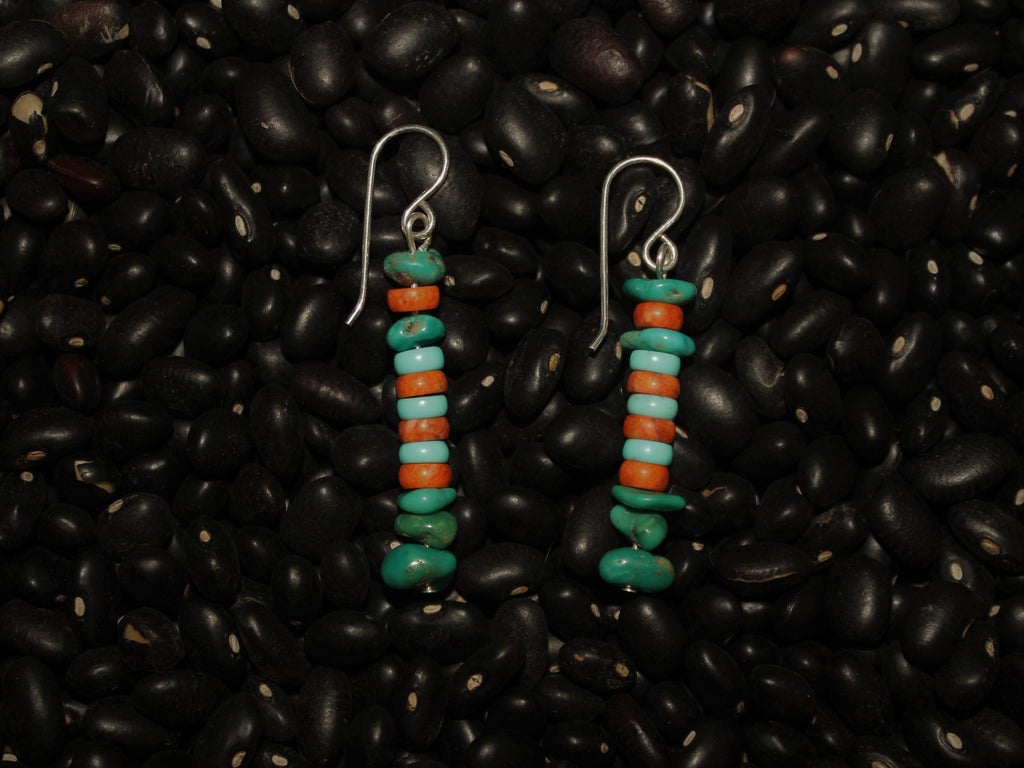 Stacked Bead Dangles