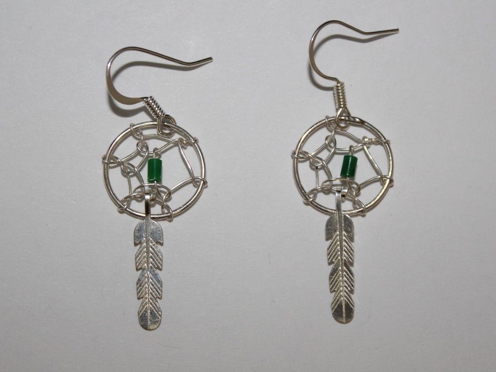 Small Dreamcatcher Earring