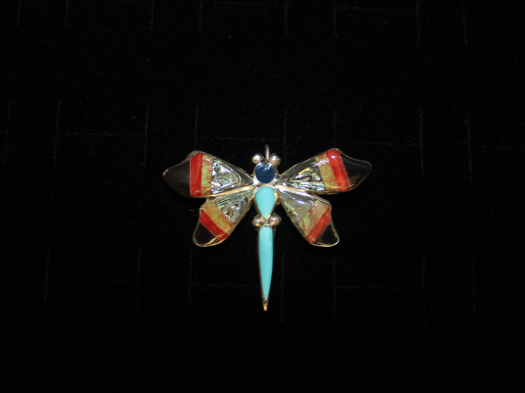 Beautiful Dragonfly Pin/Pendant