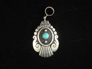 Beautiful Overlay Pendant