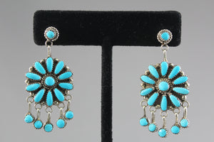 Short Chandelier Earrings