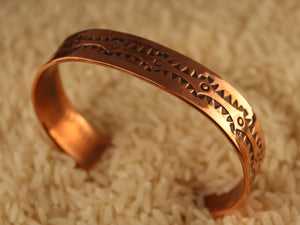 Heavy Copper Cuff