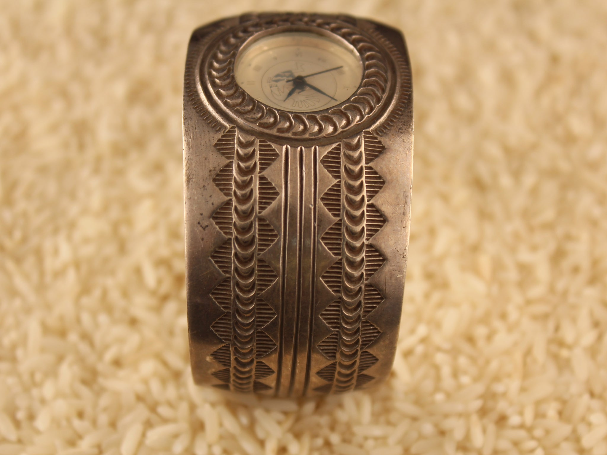 Vintage Ladies' Watch Cuff