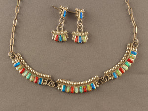 Rainbow Arch Necklace