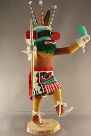 Three Horned Kachina