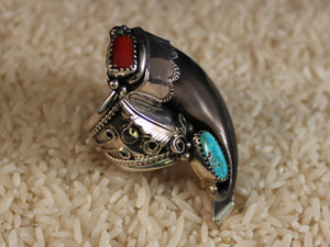 Killer Bearclaw Ring