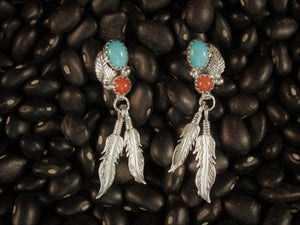Traditional Navajo Earring