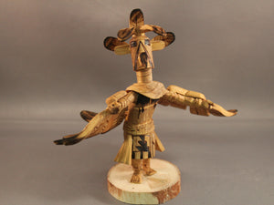 Striking Eagle Dancer Kachina