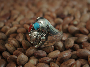 Buffalo Head Ring
