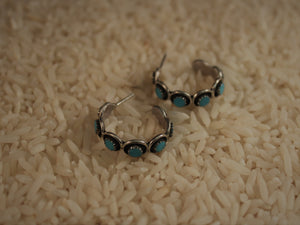 Petit Shadow Round Hoops