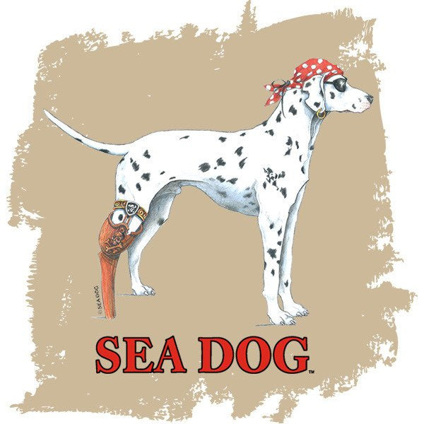 The Sea Dog Gets his Name