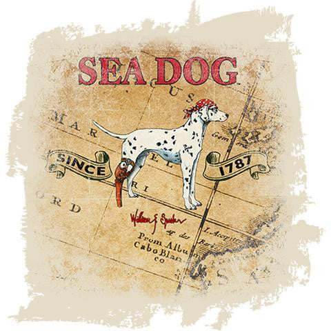 The Sea Dog, Fearless as Ever
