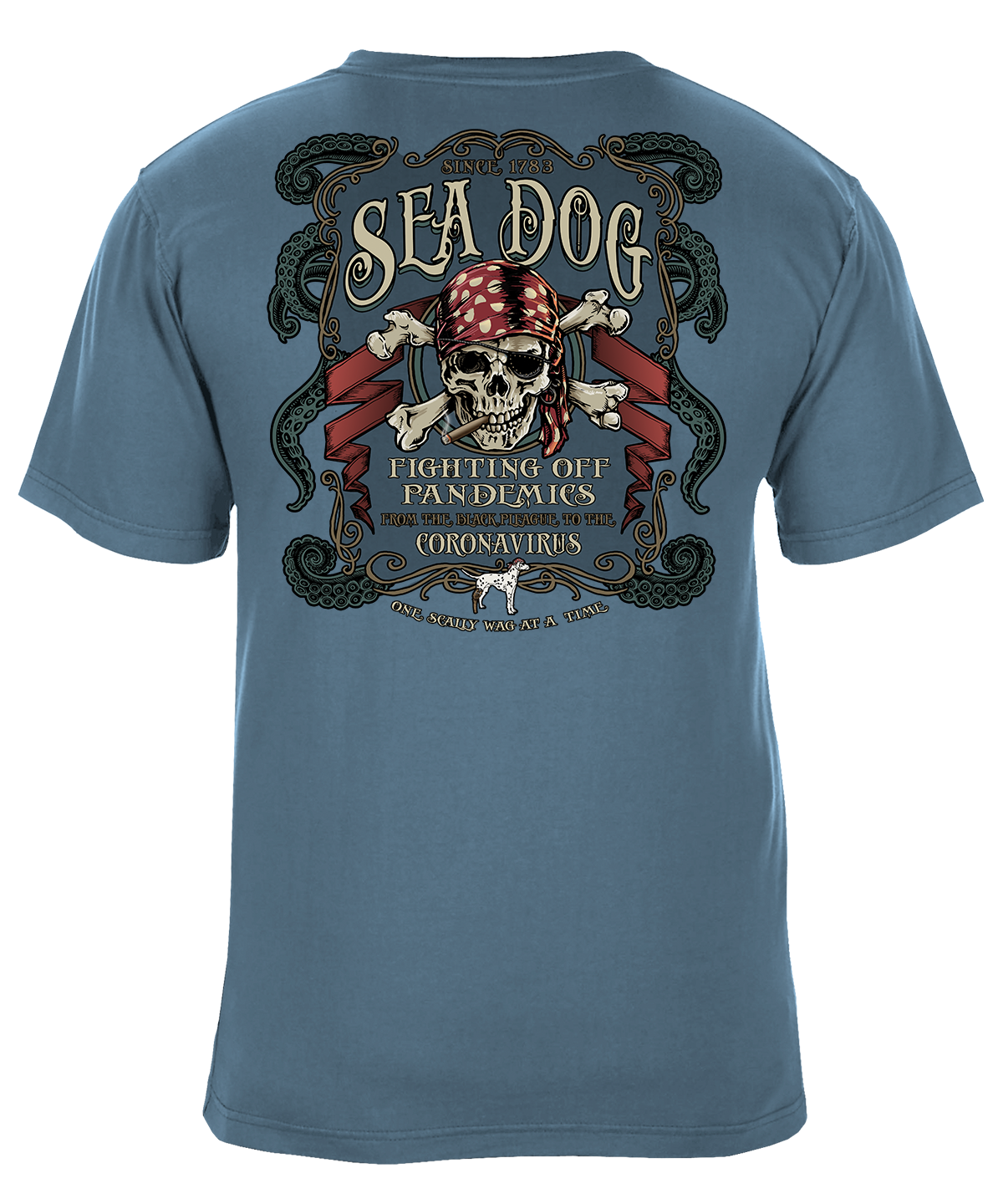 Sea Dog Pandemic