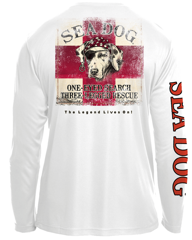One Eyed Search - UPF 30 Long Sleeve Shirt