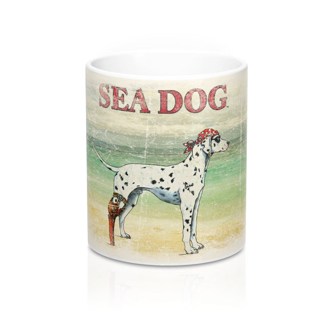 Beach Day Mug 11oz