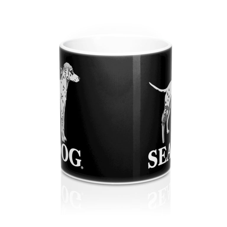 Ghosted Mug 11oz