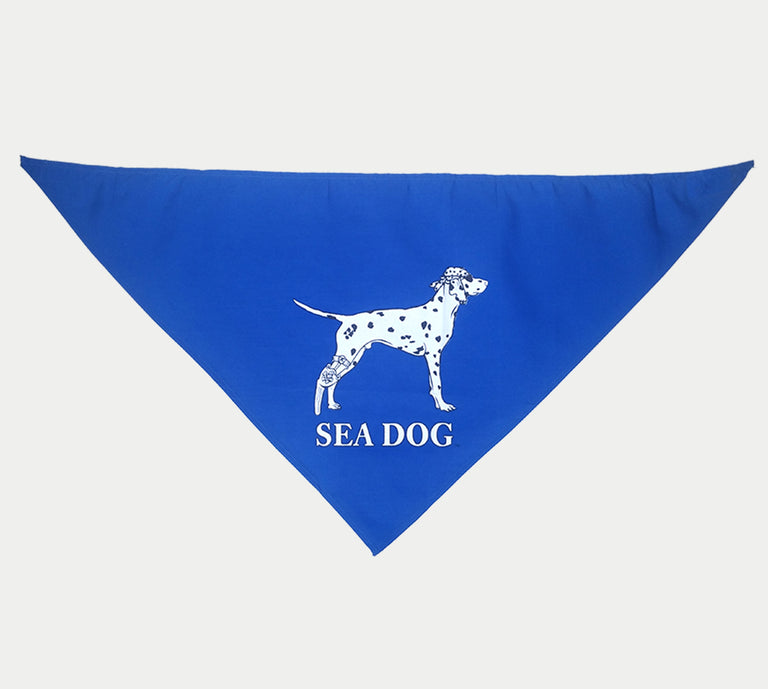 Sea Dog Rag - Blue