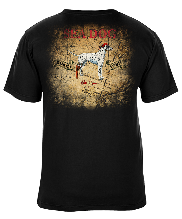 Treasure Map T-Shirt
