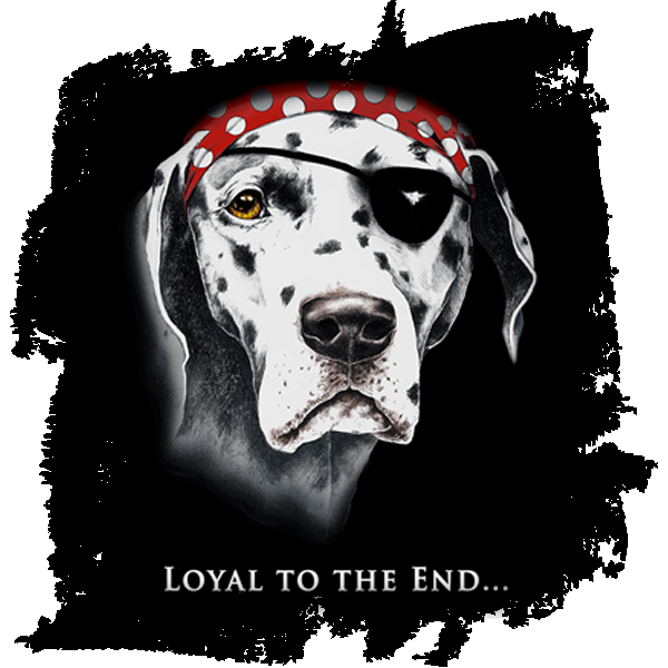 Loyal To The End T-Shirt