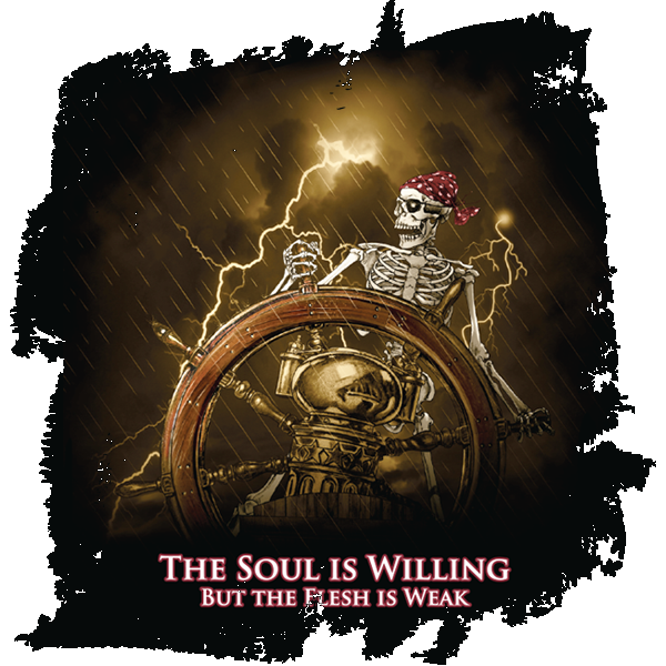 The Soul is Willing