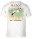 Ocean Is Calling - Short Sleeve UPF 30