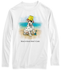 Beach Hair Don't Care (Kids)- UPF 40 Long Sleeve