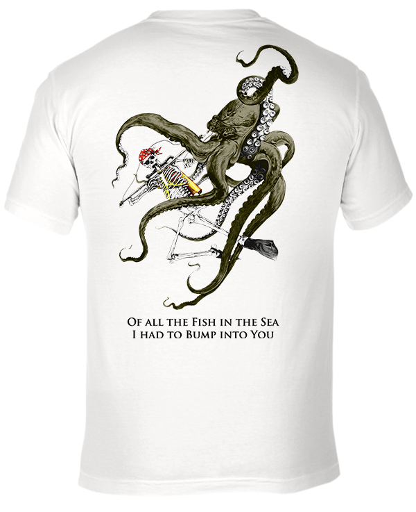Of all the Fish in the Sea - Short Sleeve UPF 30