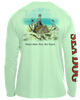 Dead Men Tell No Tales - UPF 40 Long Sleeve Shirt