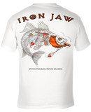 Iron Jaw - Short Sleeve UPF 30