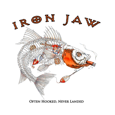 Iron Jaw - UPF 30 Long Sleeve Shirt