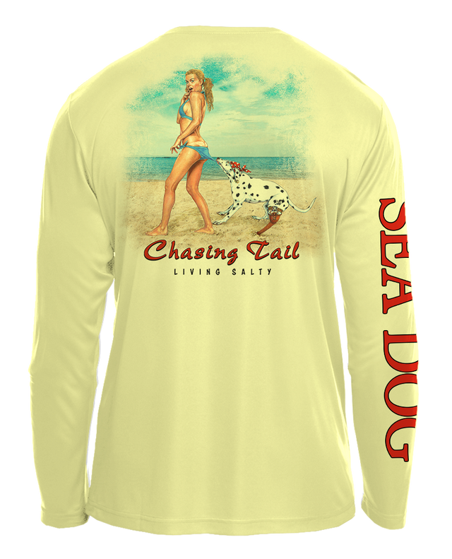 Bikini Girl - UPF 30 Long Sleeve Shirt