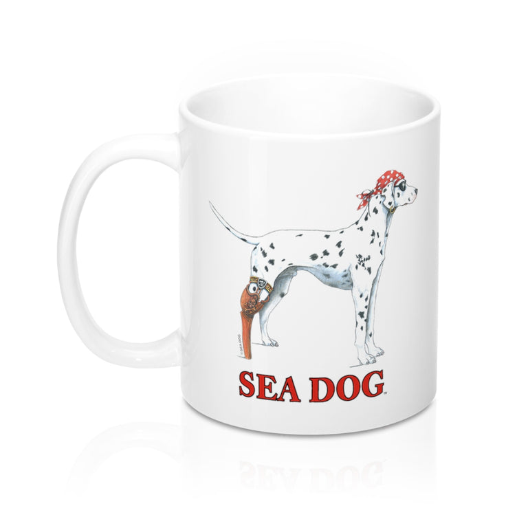 The Original Dog Mug 11oz