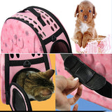 Cat Carrier Mesh Screen & Handle