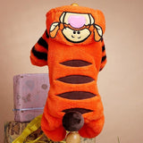 Soft Fleece Pet Costume