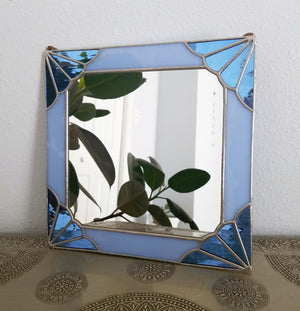 Square Deco Mirror