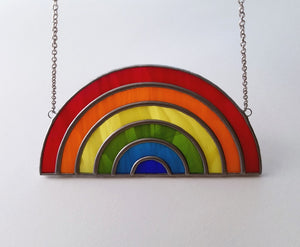 Rainbow Suncatcher