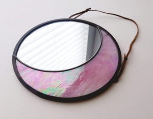 Crescent Moon Mirror
