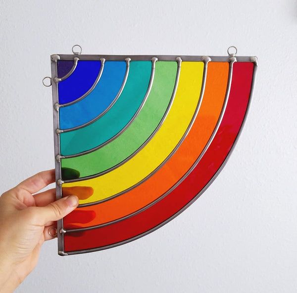 Rainbow Corner (Leaded)