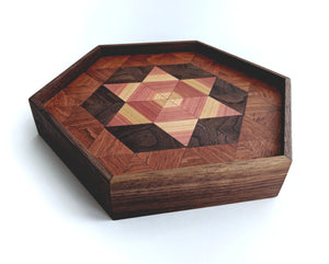 Star Tessellation Tray