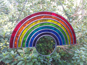 Rainbow Mirror Suncatcher