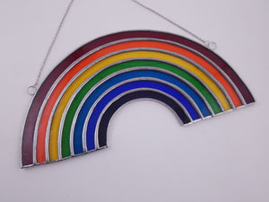 Large Rainbow Suncatcher