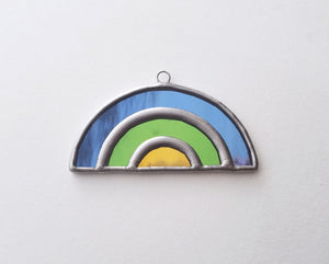 Small Rainbow Suncatcher