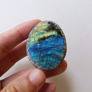 Labradorite Window Stones (Set of 3)