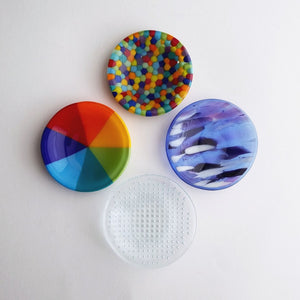 Fused Glass Mini Dish