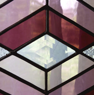 Large Hexagon Suncatcher