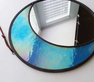 Large Crescent Moon Mirror