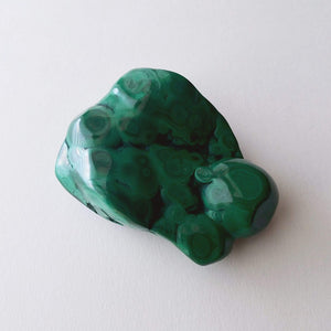 Polished Malachite Stone