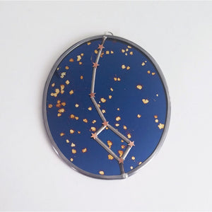 Ursa Minor Mirror Wall Hanging